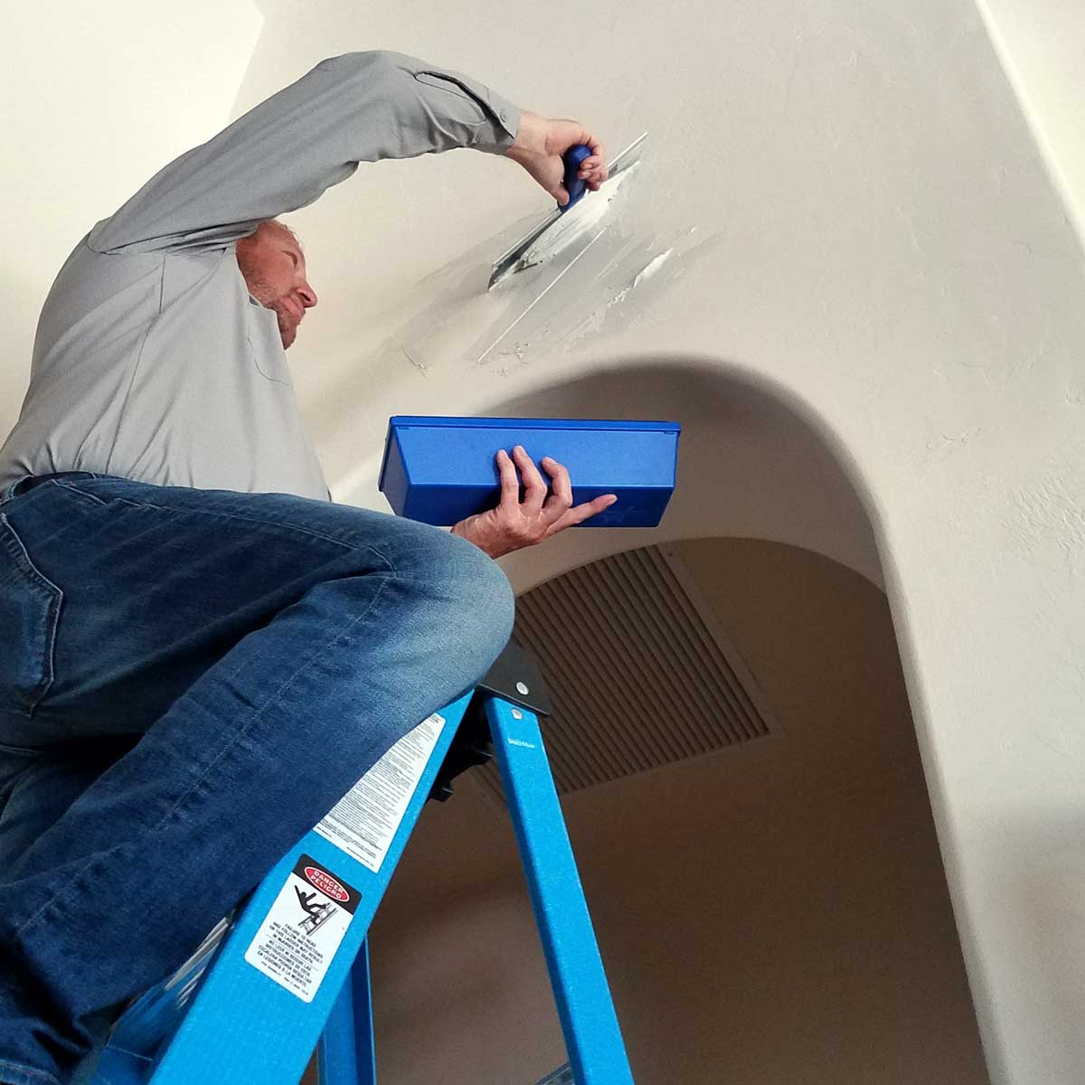 Drywall Repair And Painting